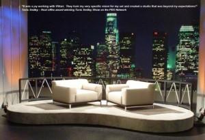 Venus interior design company V-Star - Designs talk show host Tavis ...