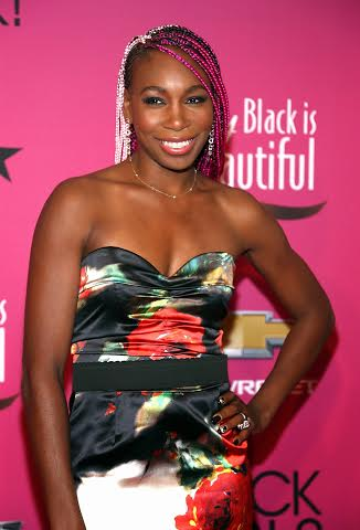 Venus Williams Goddess Black is Beautiful