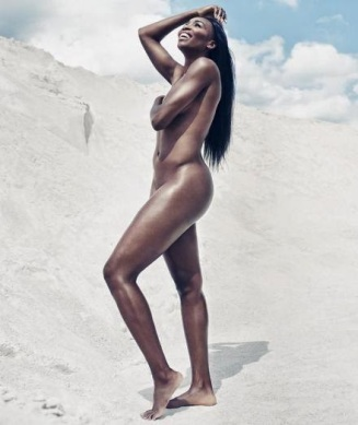VENUS NUDE IN SPORTS ILLUSTRATED