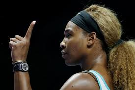 serena williams number one