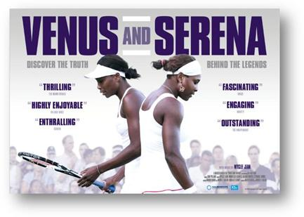Movie Venus and Serena