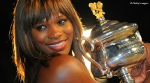 2010 Australian Open: Serena became the first player in the Open Era to win five Australian Open titles.