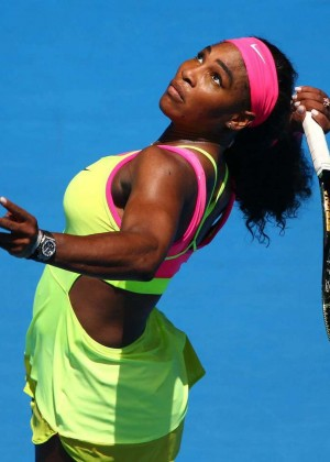 serena control and focus