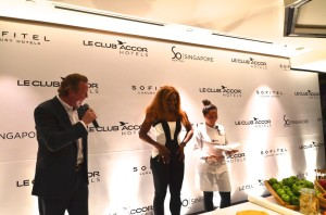 "Serena Williams also previously hosted a VIP event for members at Accor's newest luxury boutique hotel, Sofitel So Singapore, which features signature elements by world-renowned fashion designer, Karl Lagerfeld. SeeWilliams Sistahs' Blog Post ""Serena Hosts Sofitel in Singapore""."