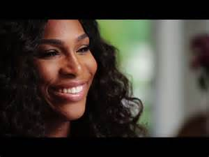 serena interview with chris evert