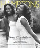 VENUS AND SERENA HAMPTONS COVER