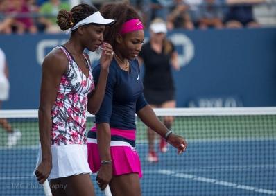 Venus&SerenaAwesomeDoublesTeam