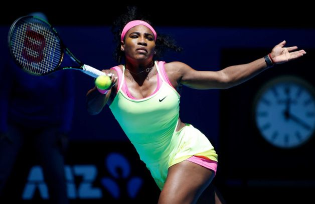 SERENA BEAUTIFUL GAME 200