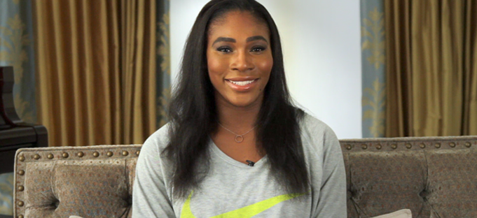 Join Serena Williams on her Return to Indian Wells.